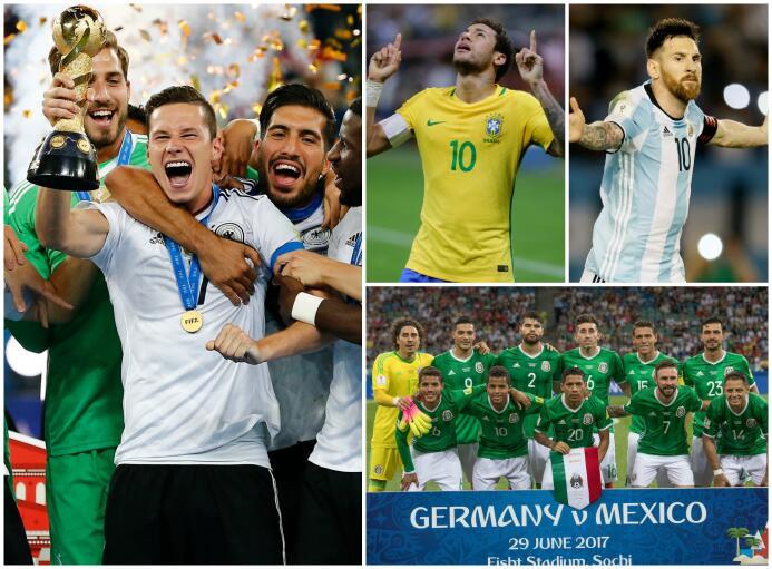 El equipo alemán se montó en el primer lugar otra vez tras 3 años de hab...