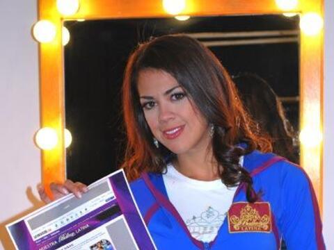 Carolina Ramírez es colombiana de nacimiento. Exactamente cale&nt...