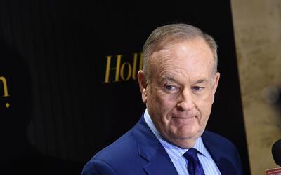El presentador conducía The O'Reilly Factor, el programa sobre po...