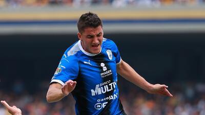 Oficial: Hiram Mier ya es jugador de Chivas