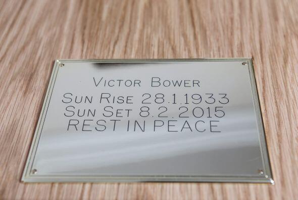 Victor falleció días después, al perder la batalla contra el cáncer de s...