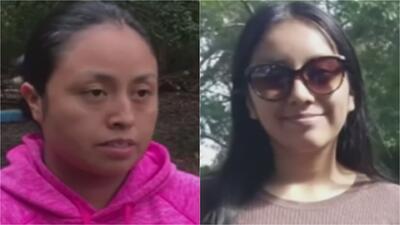 Mujer envía un mensaje a los secuestradores de su hija, quien fue raptada al frente de su casa