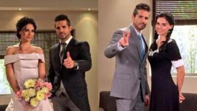 Ella será Fiorella Bianchi y él Pedro Ángeles.