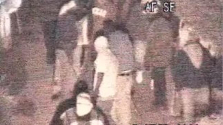 Disturbios en penal de San Luis Potosí. Imagen tomada del video de youtube.