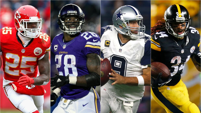 2017 NFL Free Agents