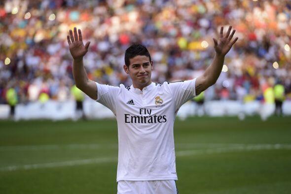 James Rodríguez, con todo y su impresionante Mundial, puede no haber mos...