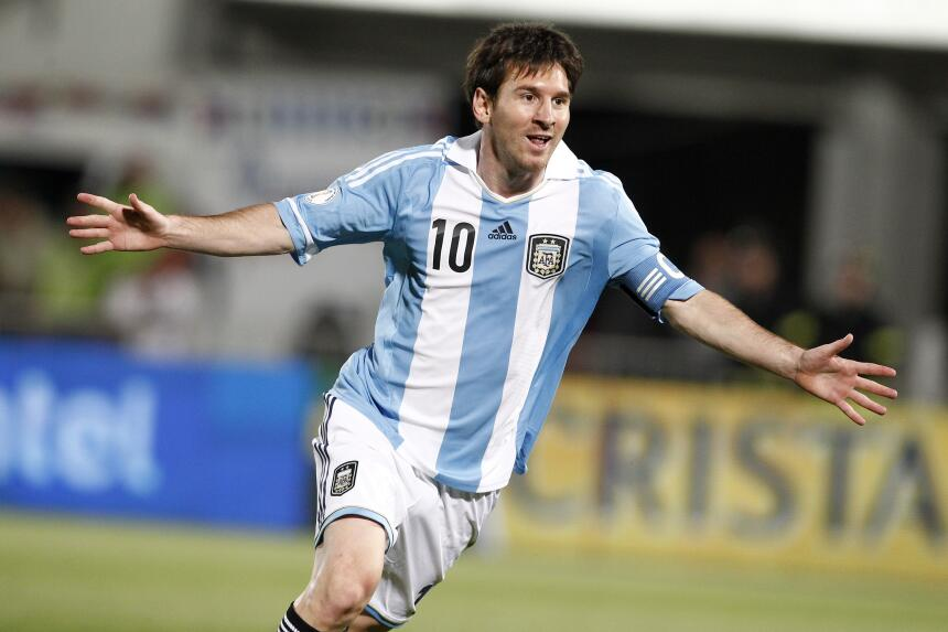 Los 28 momentos de Messi en el fútbol