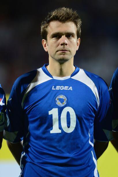 Zvjezdan Misimovic es de orgen alemán y con sus 31 años de edad será el...