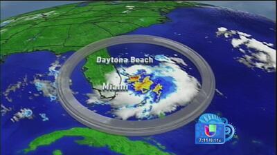 La tormenta tropical Arthur podría convertirse en huracán