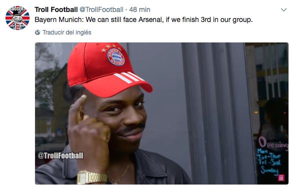 El PSG no tuvo piedad con el Bayern y los memes tampoco captura-de-panta...