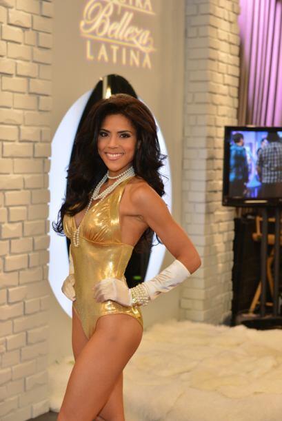 Francisca Lachapel de República Dominicana, audicionó en Nueva York. Ell...