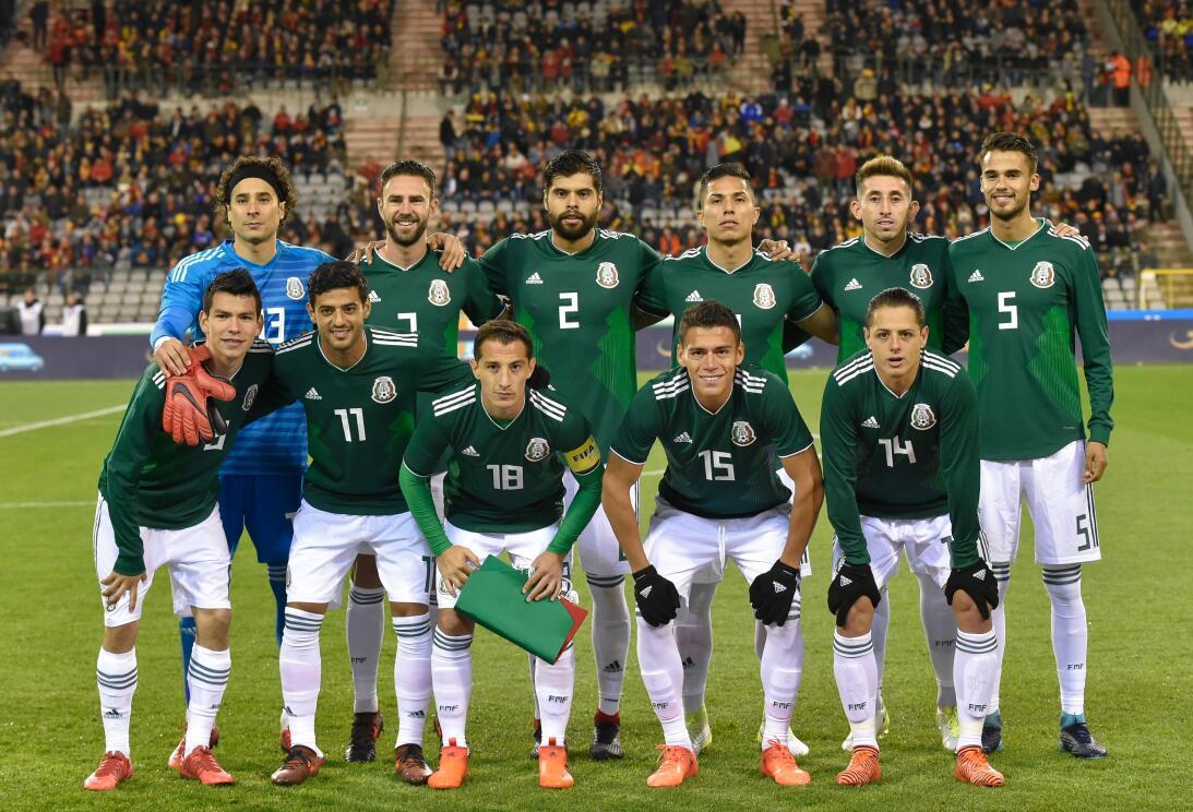 """Las cinco razones por las cuales el México vs. Bosnia no es un partido """"..."""