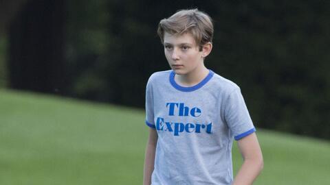 El hijo menor de Donald Trump sufre de 'bullying' y no creerás quién sal...
