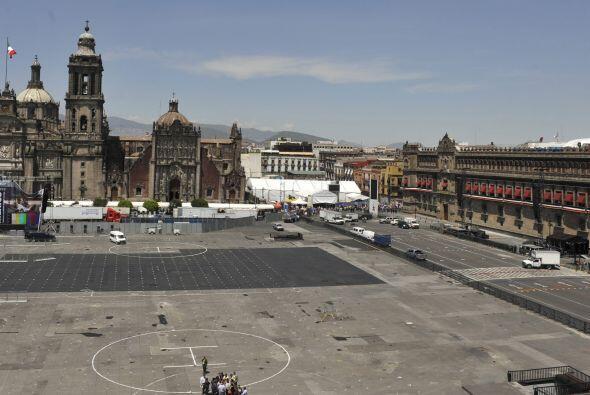 La Catedral Metropolitana de la Ciudad de México es sede de la Ar...
