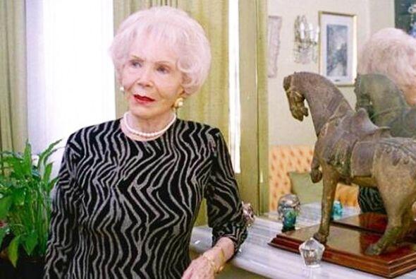 Lamentablemente falleció el 17 de enero a los 97 años por causas natural...