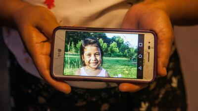 """I want to go with my daddy!"" How the cries of a six-year-old girl quickened her reunification with parents in Guatemala."