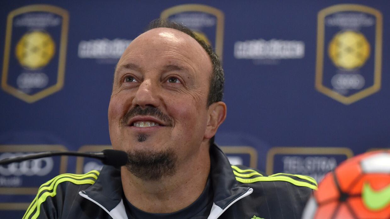 El entrenador del Real Madrid está impresionado con Cristiano Ronaldo.