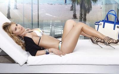 Yolanda es una bella mujer colombiana que conquistó hace unos a&n...