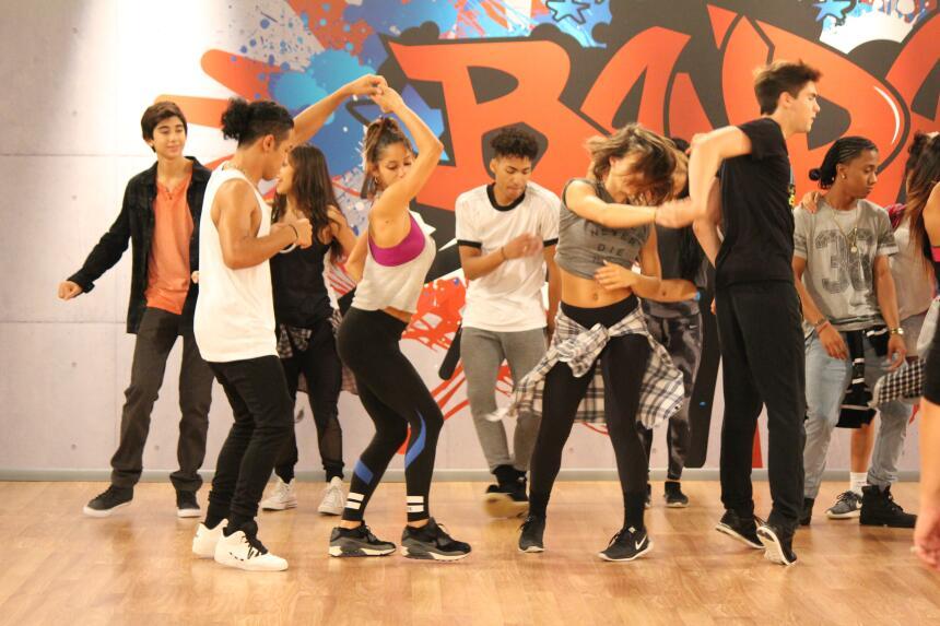 La Banda rehearsals