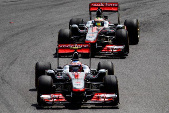 Mark Webber se llevó la victoria en la última carrera del...