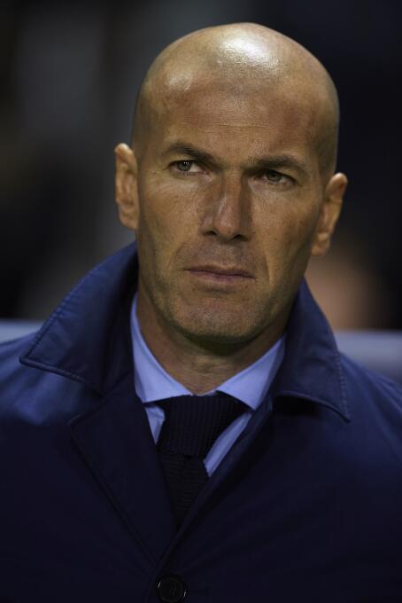 Zidane movería sus piezas en busca de llevarse los tres puntos y los con...