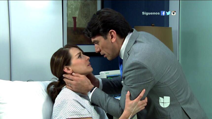 ¡Julia y Arturo se pusieron muy románticos! F87C235E0A2C4837A50963EDEB70...