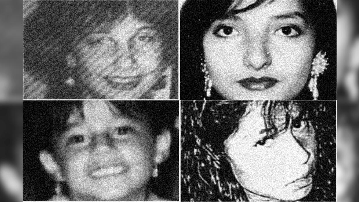 """Las víctimas de """"el asesino del torniquete"""": Laurie Tremblay,..."""