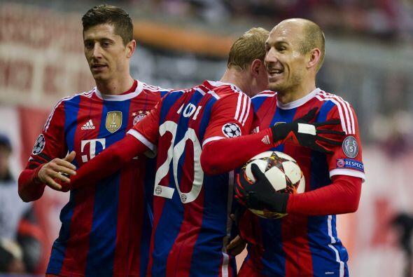3. Bayern Múnich (Alemania) 487.5 millones de euros en ingresos durante...
