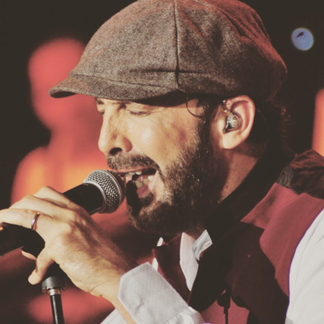 Ese reconocimiento en la escena musical dominicana le permitió ser parte...