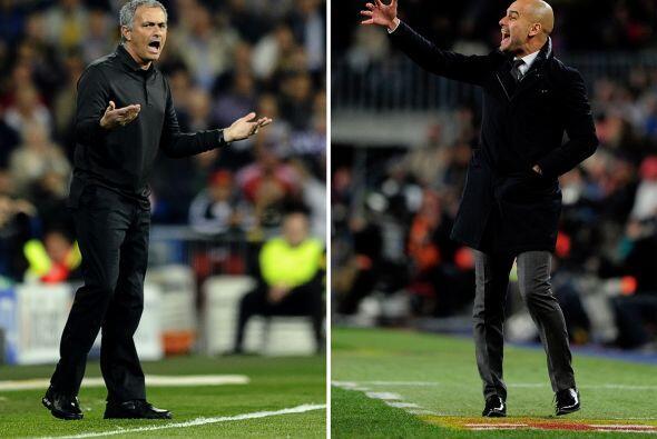 En la 2010-11, en 18 días se enfrentó en cuatro ocasiones al Real Madrid...