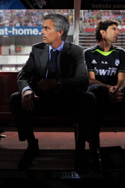 La otra gran presentación del día fue la del Real Madrid del técnico por...