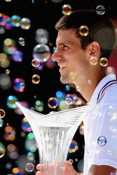 Aunque Nadal  y el suizo Roger Federer faltarán a la cita de Crandon Par...