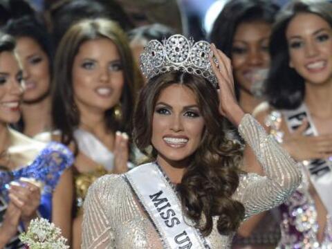 La venezolana, Gabriela Isler, se coronó como la nueva Miss Unive...