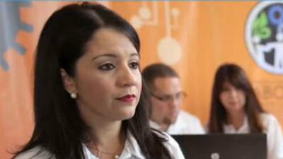 Sally López, condenada por corrupción en el caso de Anaudi Hernández.