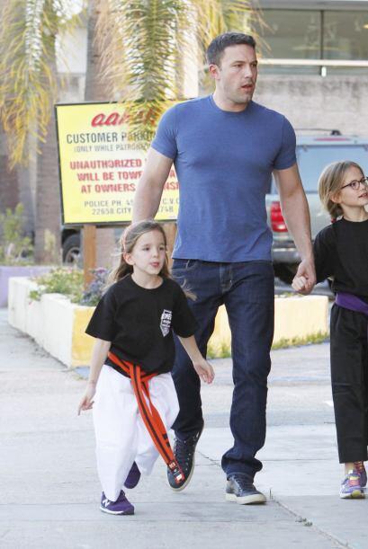 Fue en 2009 cuando la actriz dio a luz a su segunda hija, Seraphina Rose...