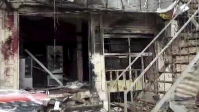 Soldados estadounidenses mueren durante una explosión en Siria