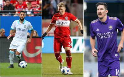 Seattle Sounders, Chicago Fire y Orlando City: tres equipos que no comen...