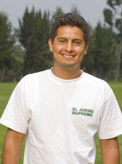 Para Gerardo Hernández, a sus 24 años, 'El Juego Supremo' es la última o...