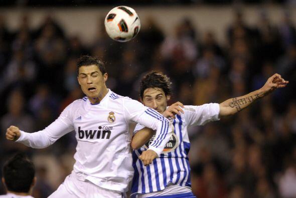 Ante el Real Madrid, fue uno de los culpables de que el Deportivo mantuv...
