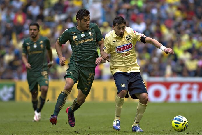 Así llegan América y Santos a su duelo