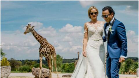 Descubre los momentos más salvajes de la boda de Adal Ramones