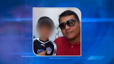 Luis Miguel Cárcamo dijo que su hijo era un niño hiperacti...