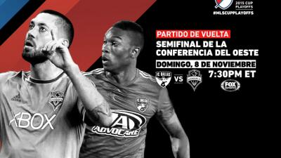 FC Dallas vs Seattle Sounders