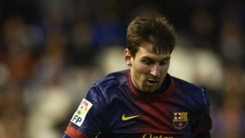 Lionel Messi seguirá al menos 5 años más con el Barcelona.