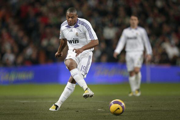 Julio Baptista fue otro de los jugadores que llegó al Real con buena rep...