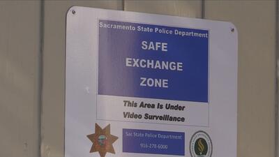 Sacramento State implementa una zona segura para intercambios para evitar estafas a sus estudiantes
