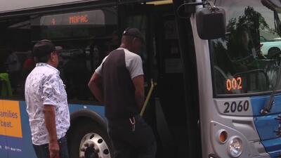 Comienzan los cambios en el servicio de transporte Capital Metro
