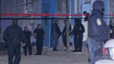 La población de Ciudad Juárez vive entre la violencia y las extorsiones...