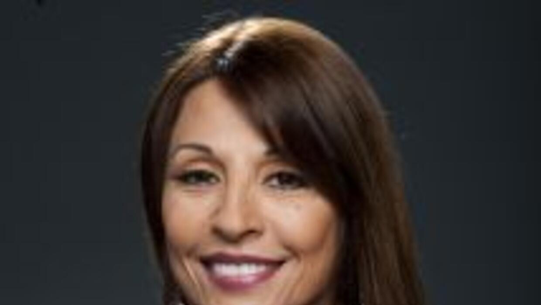 La diva colombiana Amparo Grisales interpreta a Lucrecia en Las Muñecas...