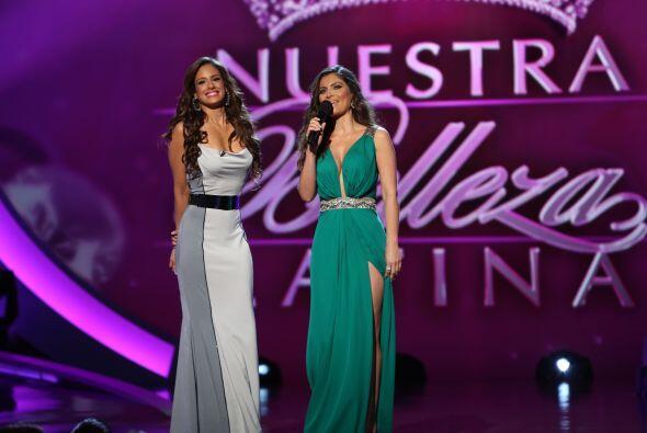 La séptima gala de Nuestra Belleza Latina fue una noche especial para Al...